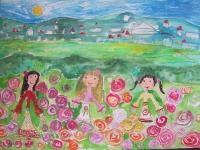 Регионален пленер за детска рисунка