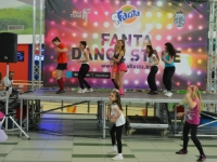 Fanta dance stade