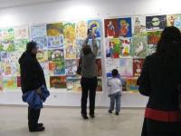 15.02 - 03.03. - Годишна изложба на школата по изобразитело изкуство