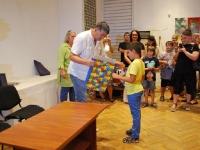 26.08. - Награждаване от I Национален конкурс за детска рисунка
