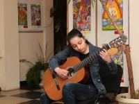 Вечери на класическата китара