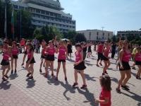 Зумба маратон в Розовата долина